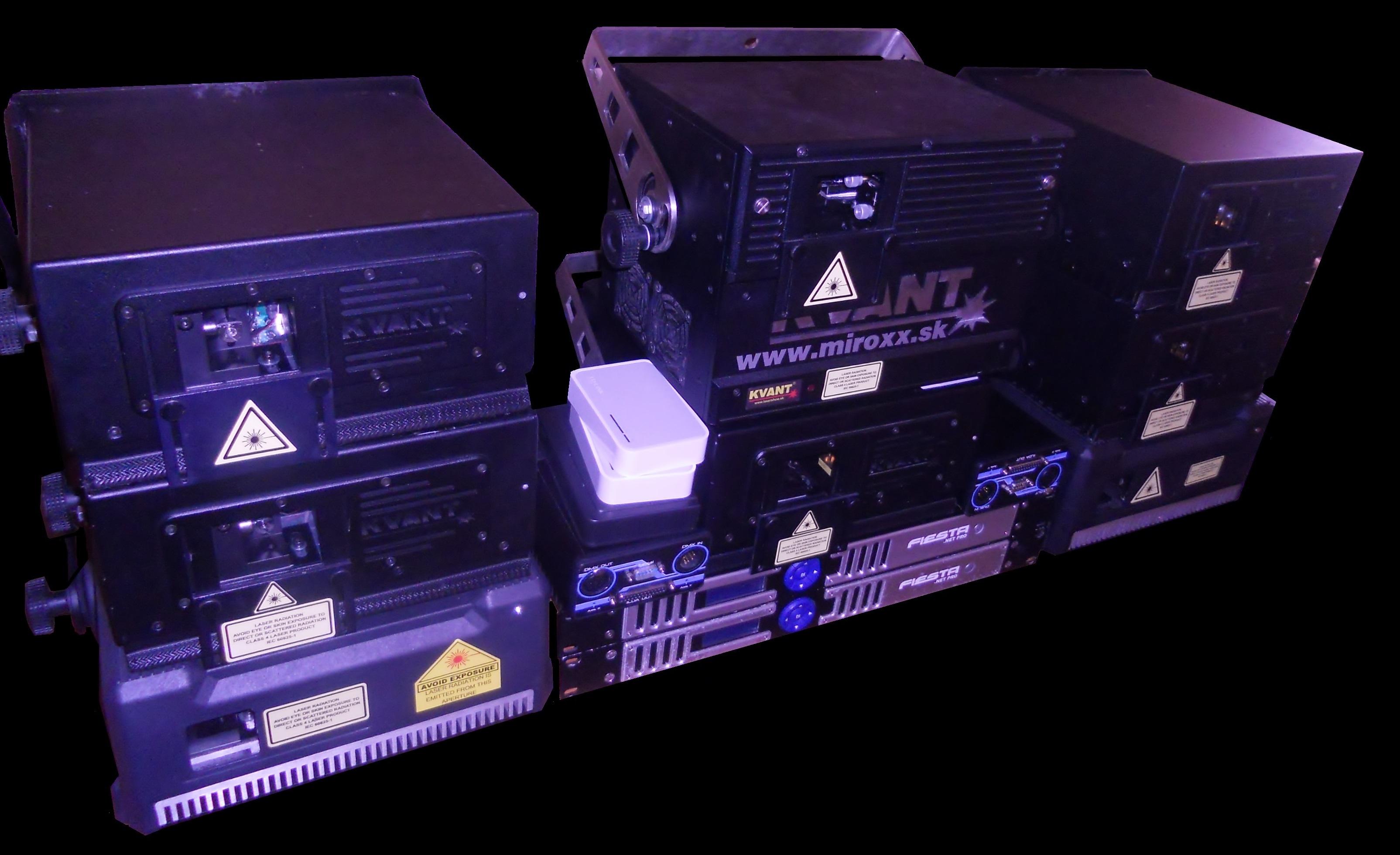 Kvant Lasers - www.miroxx.eu