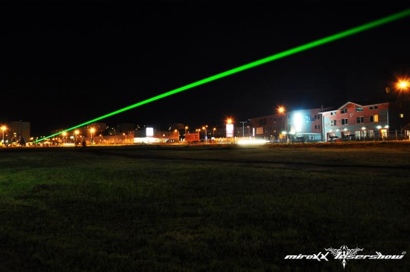 Laserový lúč