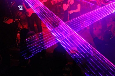 Film Café BAR- Dangerous party  & LaserShow