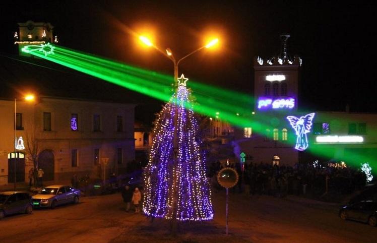 Ľubica -LaserShow