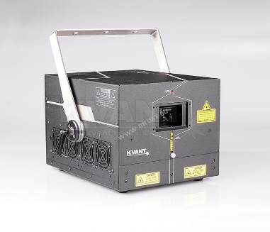 KVANT Maxim G3600 with CT6215-HP scanning system