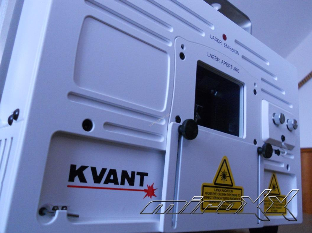 KVANT ClubMax 2000- White edition