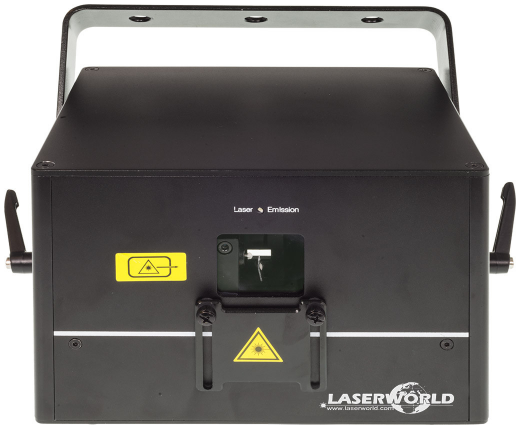 Laserworld DS-5500 Blue