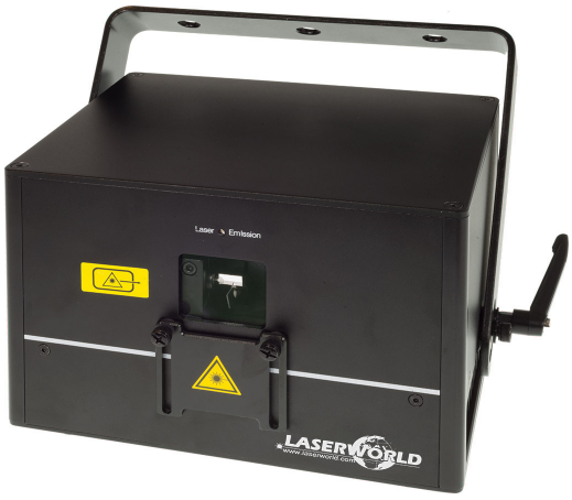 Laserworld DS-1800 Green