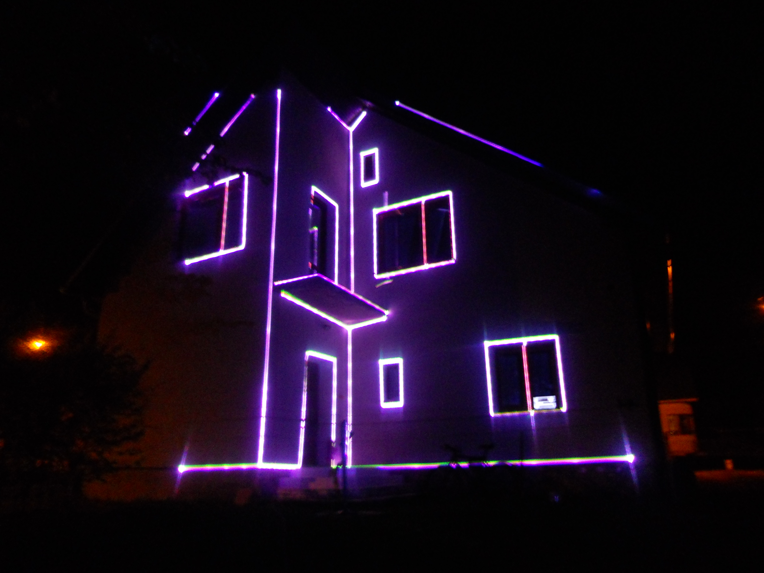 Laser MAPPING - Building