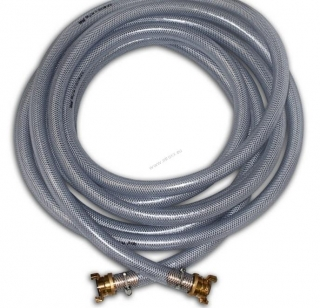 Hose (10m) for water screen